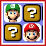 Marios Bros Memory Game